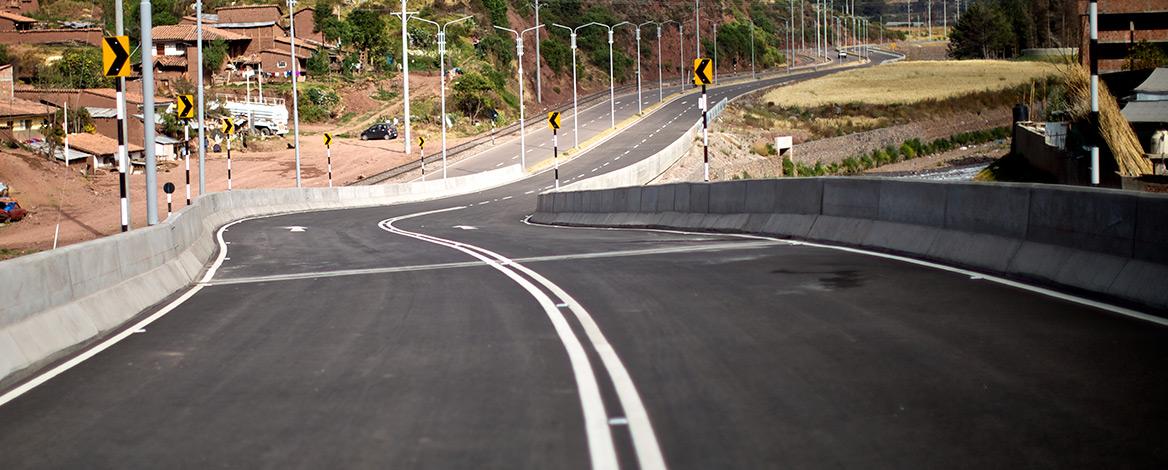 Mejorarán vías en Huari por S/ 48 millones bajo Obras por Impuestos
