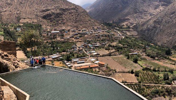 Áncash: Se otorga la Buena Pro al proyecto de riego de Valle Purísima vía Obras por Impuestos