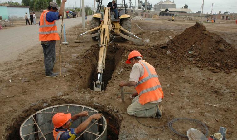 Áncash: Invertirán más de S/ 15.7 millones en agua potable y alcantarillado en San Marcos