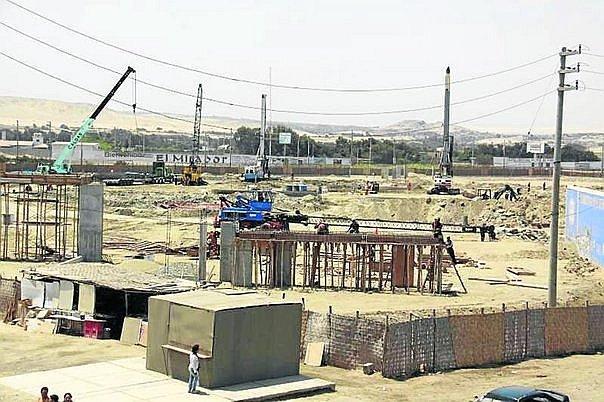 Áncash lidera proyectos de inversión bajo la modalidad de obras por impuestos