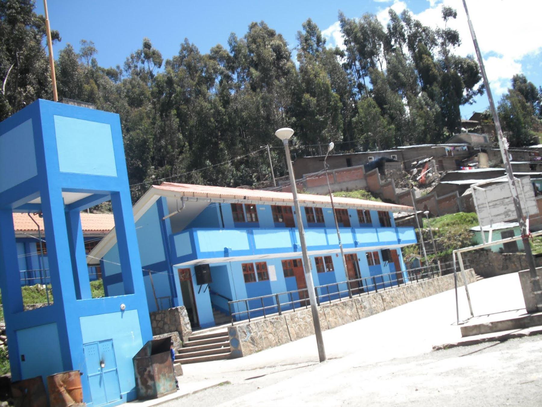 Áncash: invertirán S/ 4.2 millones para mejorar colegio Virgen de Fátima