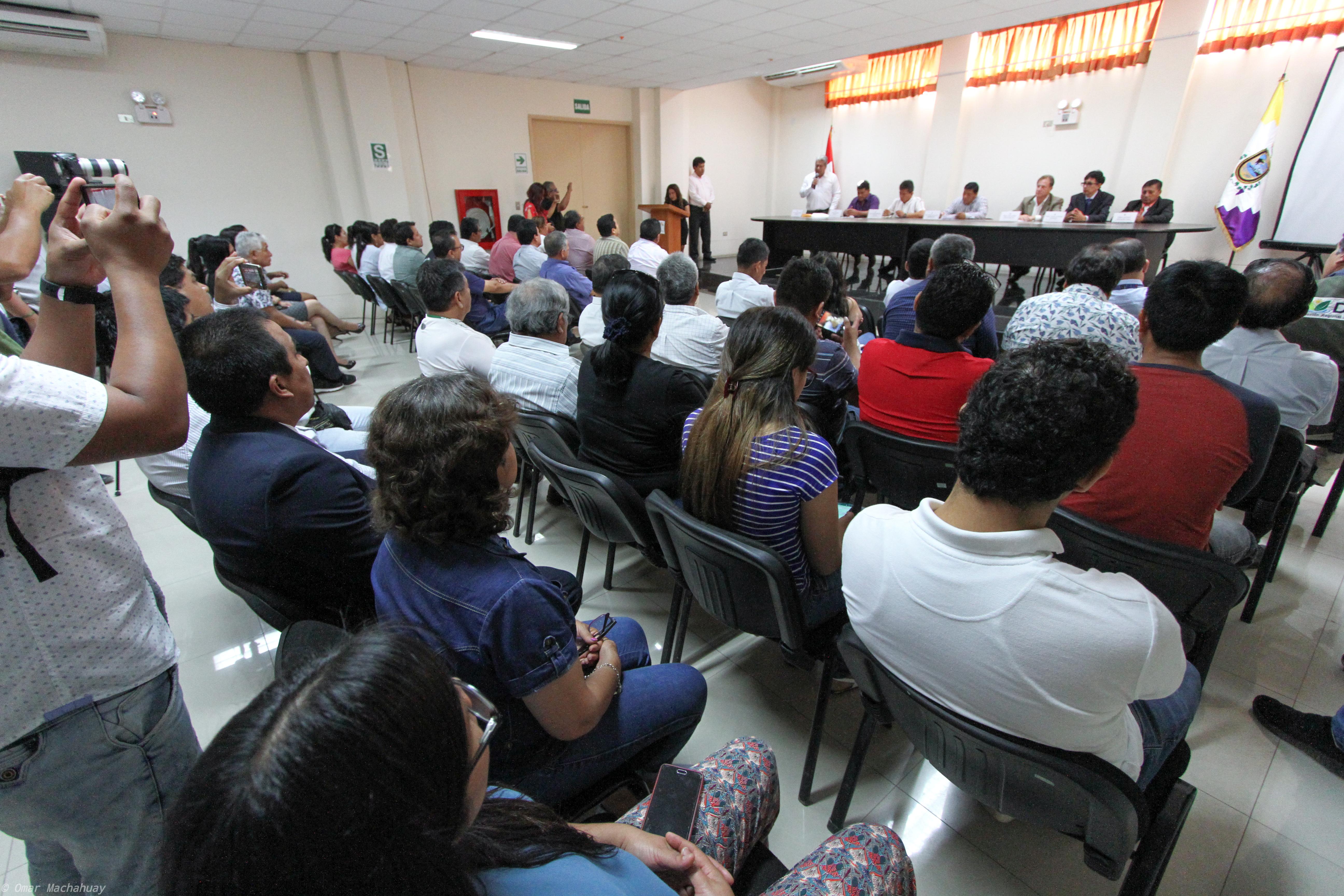 Ica: Modernizarán el IESTP Luis Felipe de las Casas Grieve de Marcona con más de S/ 32 millones