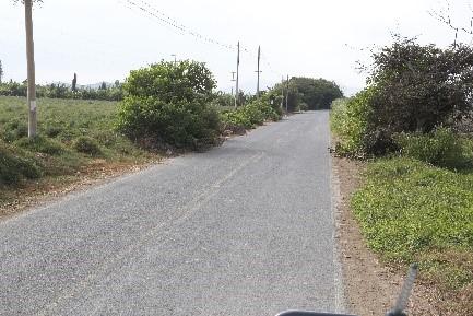 Camino Vecinal Puerto Huarmey