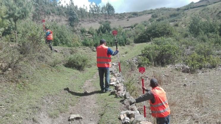 Construcción del Reservorio para Riego en el Sector Peguypampa – localidad de Carhuayoc, Distrito de San Marcos, Huari, Ancash