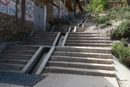 Pistas y Veredas San Cristóbal de Chupán