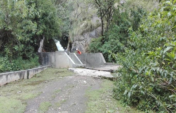 Mejoramiento del Sistema de Riego en el Sector Olluco Murunan en la Localidad de Carhuayoc, Distrito de San Marcos, Huari, Ancash.