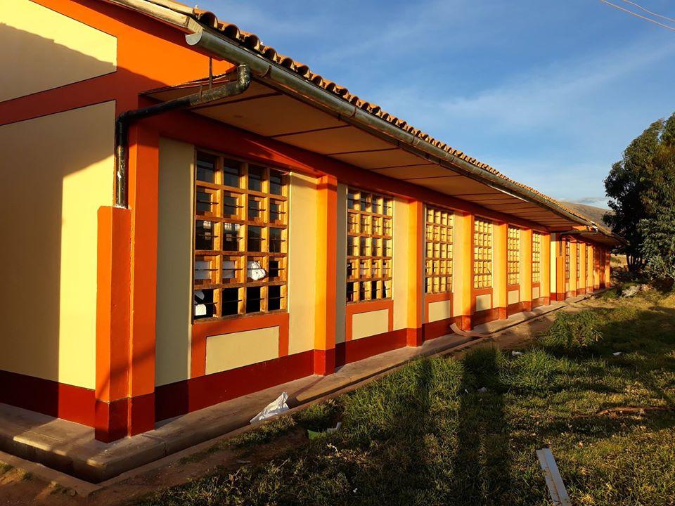 Servicio para el Mejoramiento del servicio educativo en la I.E. Jose María Arguedas de la localidad de Huaychao, distrito de Acos Vinchos, Provincia de Huamanga – Ayacucho