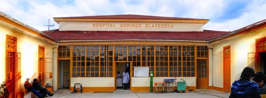 Servicio de Estudio de Perfil  para el Mejoramiento y Ampliación del Hospital Domingo Olavegoya,  Junin