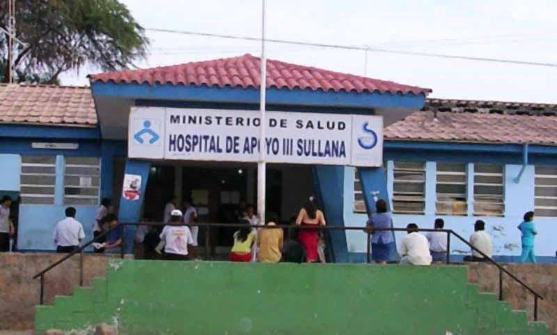 Mejoramiento del Hospital de Sullana, Distrito y Provincia de Sullana, Piura