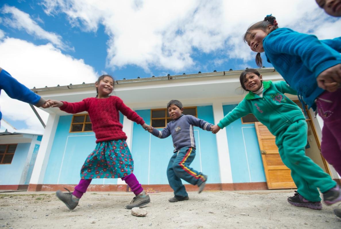 Mejoramiento de la I.E. N° 32392, en el Centro Poblado de San Cristóbal, Distrito de Llata, Huamalíes, Huánuco