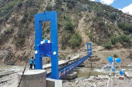 Agua Potable Juan Velasco y 07 de Marzo