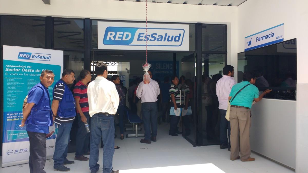 Creación de los Servicios de Salud de Atención Especializada, Distrito Veintiséis de Octubre, Piura, Piura.