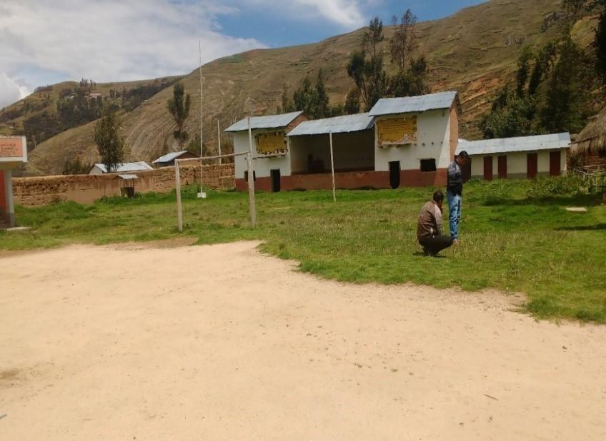 Mejoramiento de la I.E. N° 32411 de la Localidad Pampas de Flores; Distrito de Miraflores, Huamalíes, Huánuco