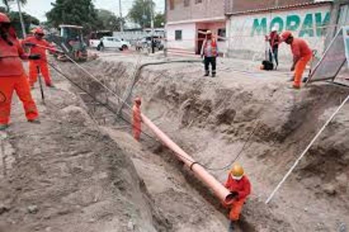 Servicio para la ampliación y mejoramiento del sistema de agua potable y alcantarillado en la localidad de Carhuayoc, distrito de San Marcos, provincia de Huari - Áncash